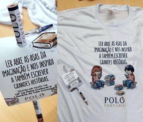 Campanha Criada pela Agência Conceito  para o Cliente Polo Contábil.