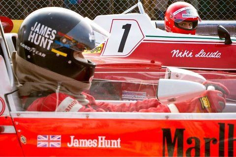 Niki Lauda vs James Hunt. Ferrari vs McLaren (1976)…
