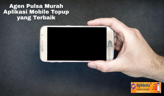Agen Pulsa Murah Aplikasi Digital Mobile Topup Yang Ter Di 2020 Aplikasi Ponsel Blackberry