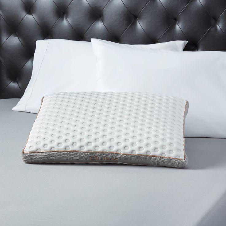 Bedgear Dusk Performance Latex Foam Pillow
