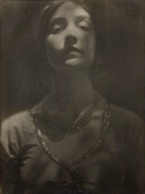 Edward Weston~ Portrait of a Woman~ 1916