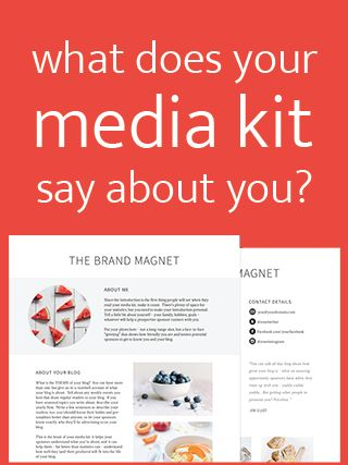 advertising media kit template - 1000 images about strategies and business ideas on