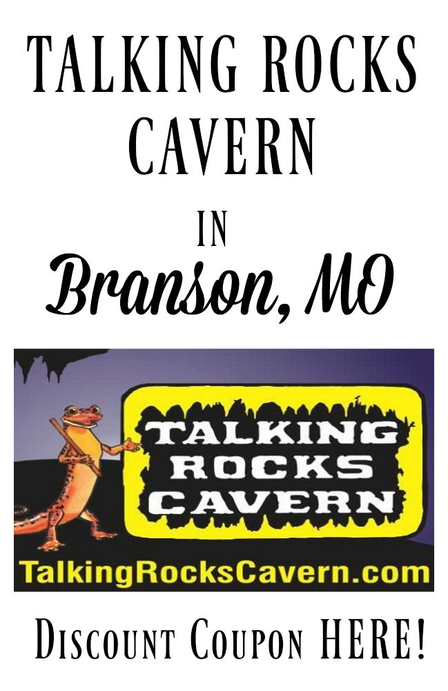 Branson coupons discounts