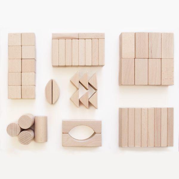 Holzbausteine Made in Germany
