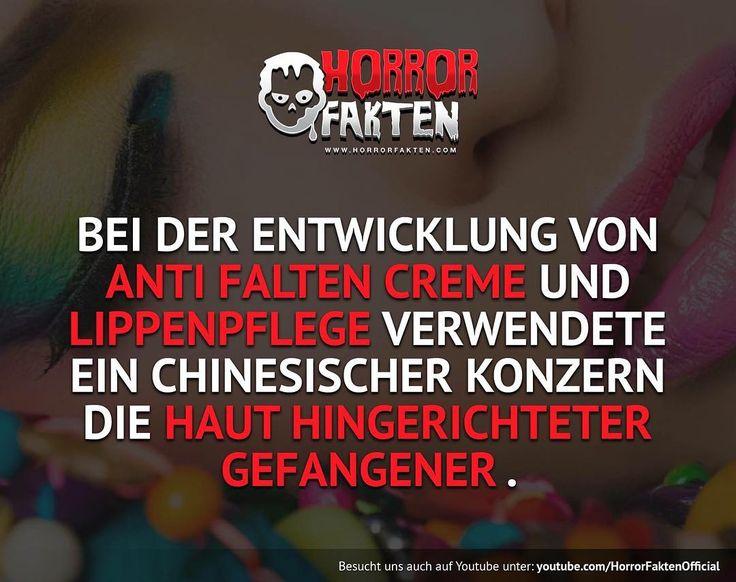 ❝Angeblich exportiert dieser Konzern seine Produkte seit Jahren nach Europa❞  #horror #fakten #horrorfakten