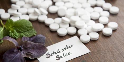 Schüßler-Salze helfen gegen Milien Mehr zum Abnehmen gibt es auf interessante-dinge.de