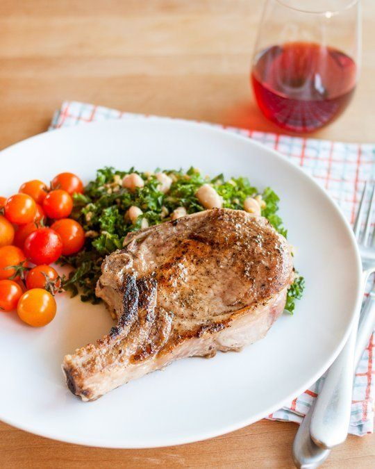 How to Cook Tender, Juicy Pork Chops
