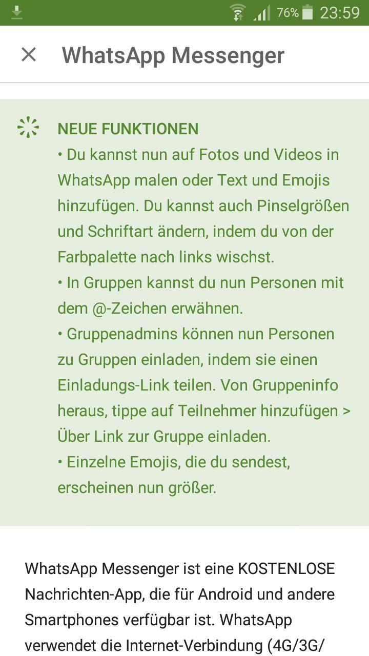 WhatsApp News: Erneut neue WhatsApp Beta Version mit Malfunktion aufgetaucht -Telefontarifrechner.de News