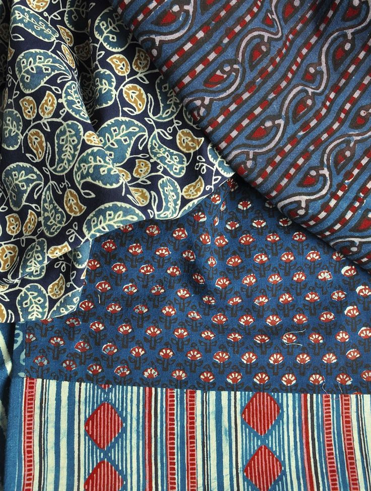 multi print reversible indigo cotton wrap textiles pinterest motif abstrait motifs et d co. Black Bedroom Furniture Sets. Home Design Ideas