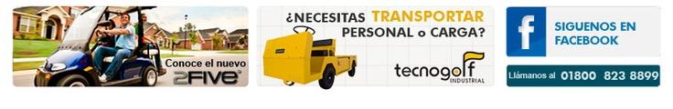 Tecnogolf es una empresa que te brinda una gran variedad de vehiculos para transporte y carga, conoce mas de nosotros y encontraras lo que buscas.