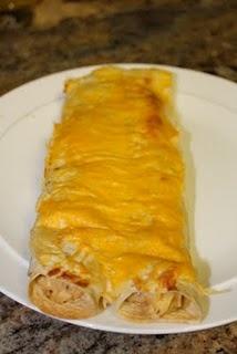 Zesty Chicken Tortilla Bake