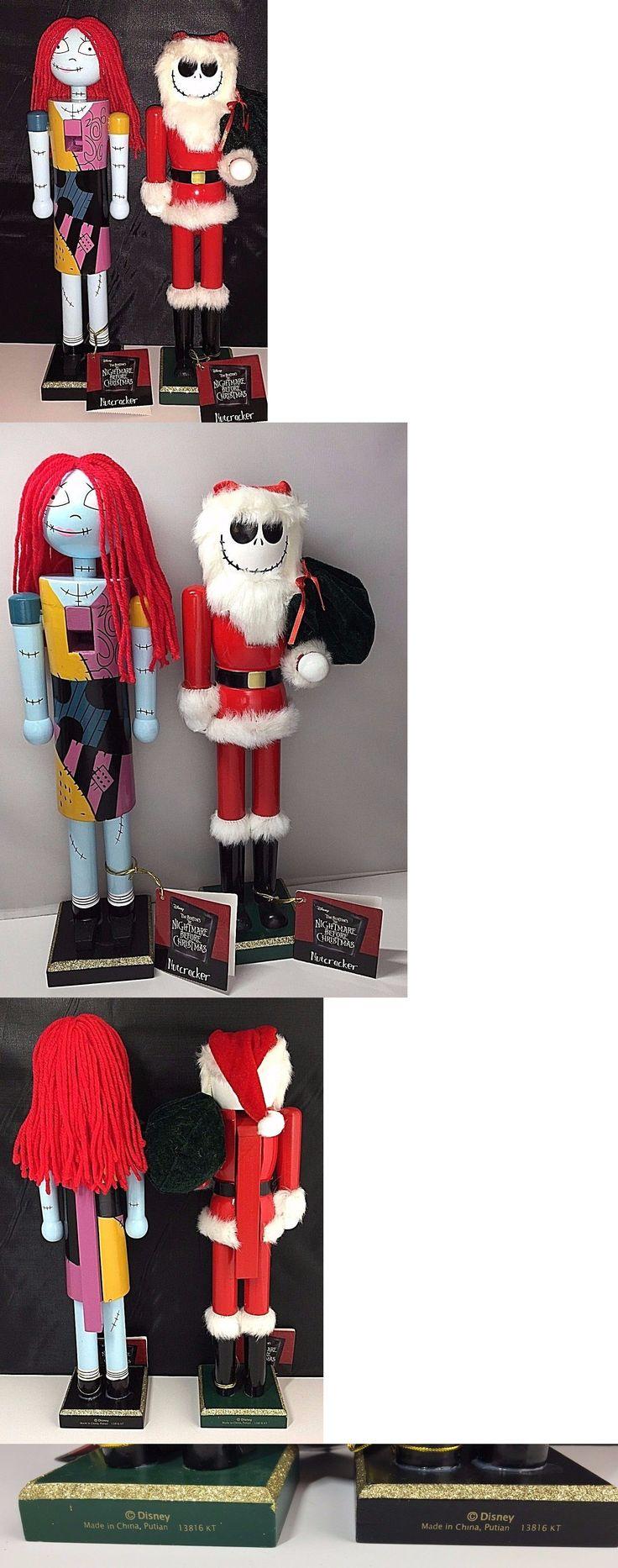 nightmare before christmas nutcrackers pictures - Nightmare Before Christmas Nutcracker