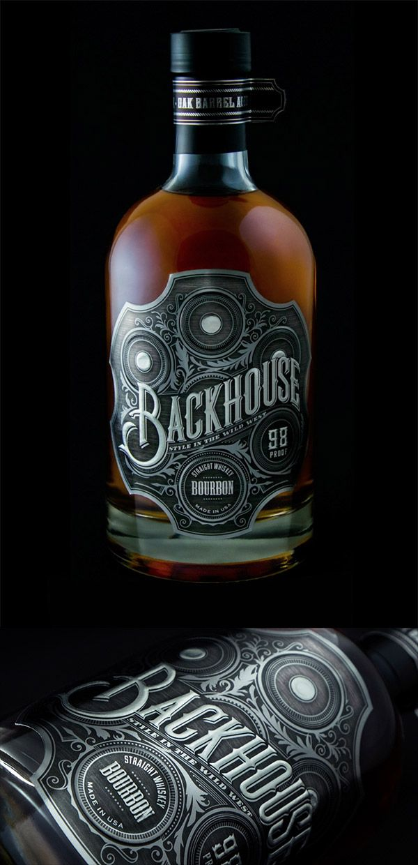 30 Stunning Packaging Designs for Liquor Bottles