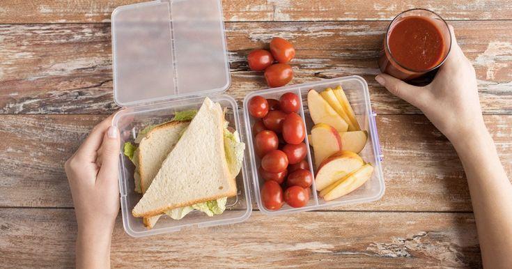 Les boîtes à lunch ne produisent pas autant de déchets quand on prend de bonnes…