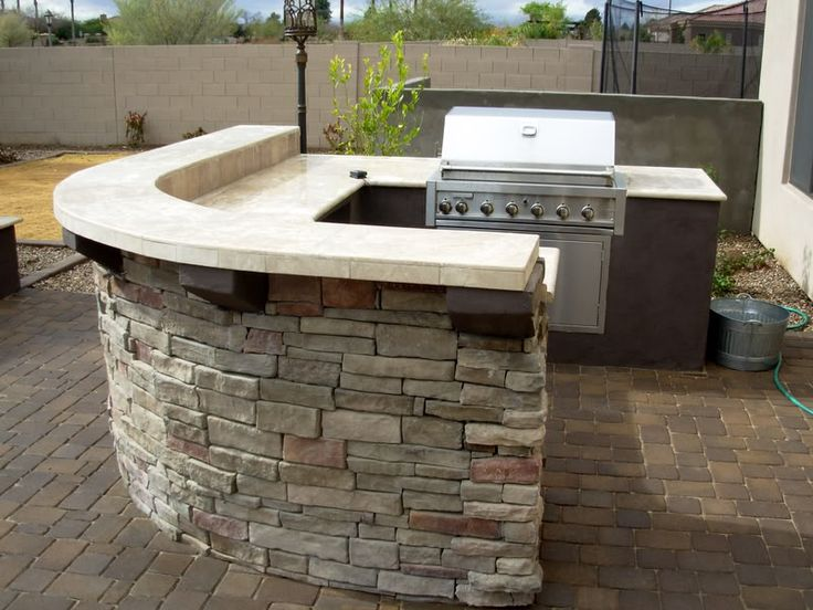 Bbq coach has many different modules available to custom for Outdoor bbq designs plans