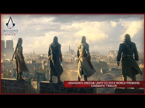 Making Female Characters Is Too Hard, Says Assassin's Creed Director