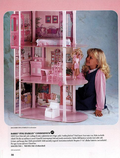 1991-xx-xx Mattel Girls Toys Catalog P056 by Wishbook, via Flickr