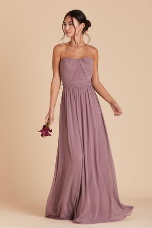 ad83df91957 Grace Convertible Dress - Dark Mauve in 2019