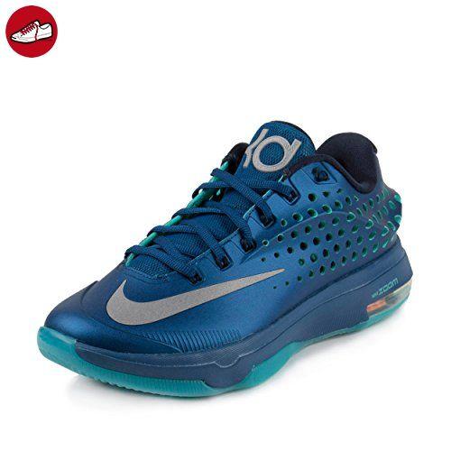 Herren Kd Vii Elite Basketball-Schuh-Gym Blau / lt Retro / met Silber 724349-404 Grö�e 8 - Nike schuhe (*Partner-Link)