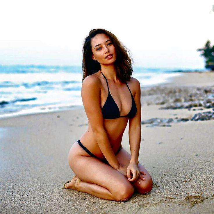 Aja Dang | Bikinis, Asian bikini, Aja dang