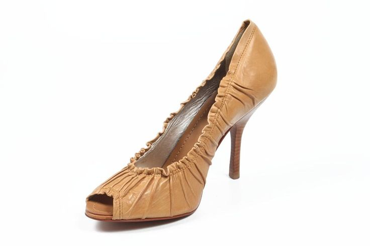 shop Max Azria ladies pump open toe MA-IDALINA RUST | wearwithst