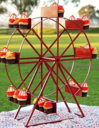 ferris wheel cupcake stand - Google Search