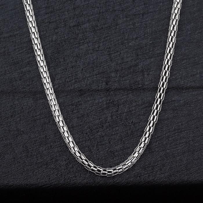 В новинка jewelery, Ожерелье из нержавеющей стали не выцветает, Г-жа ювелирных изделий и мужские украшения оптовая продажа, Бесплатная доставка