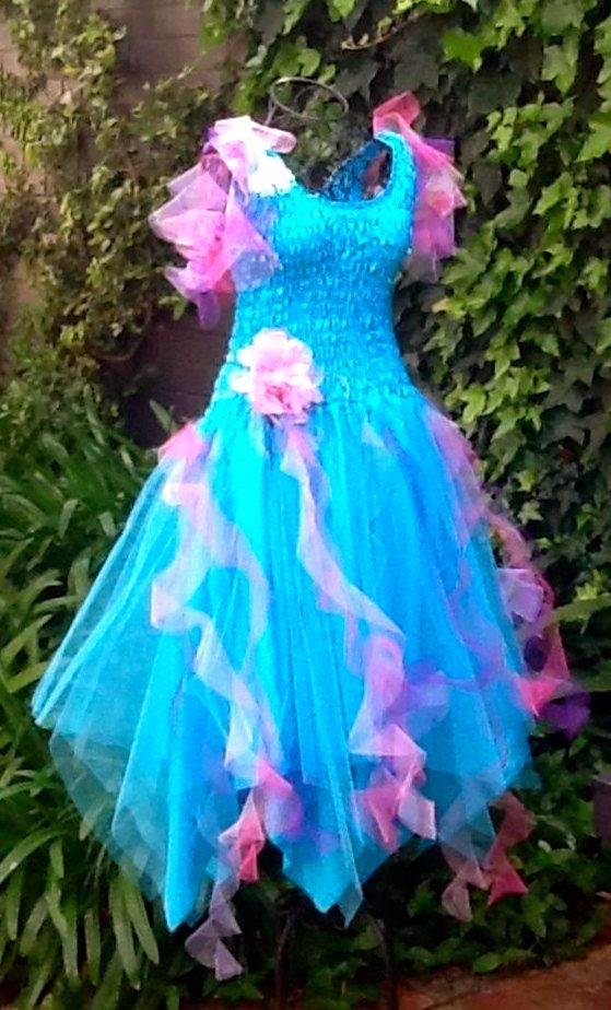Deluxe Adult  Fairy Dress  Carnival  Costume  by SugarSweetFairies