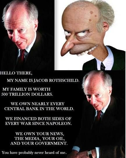 the rothschilds quotE | There's also some text, full of the usual Rothschild-related ...