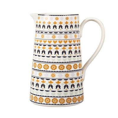 Denby fine china 'Monsoon Jerez' pitcher at debenhams.com