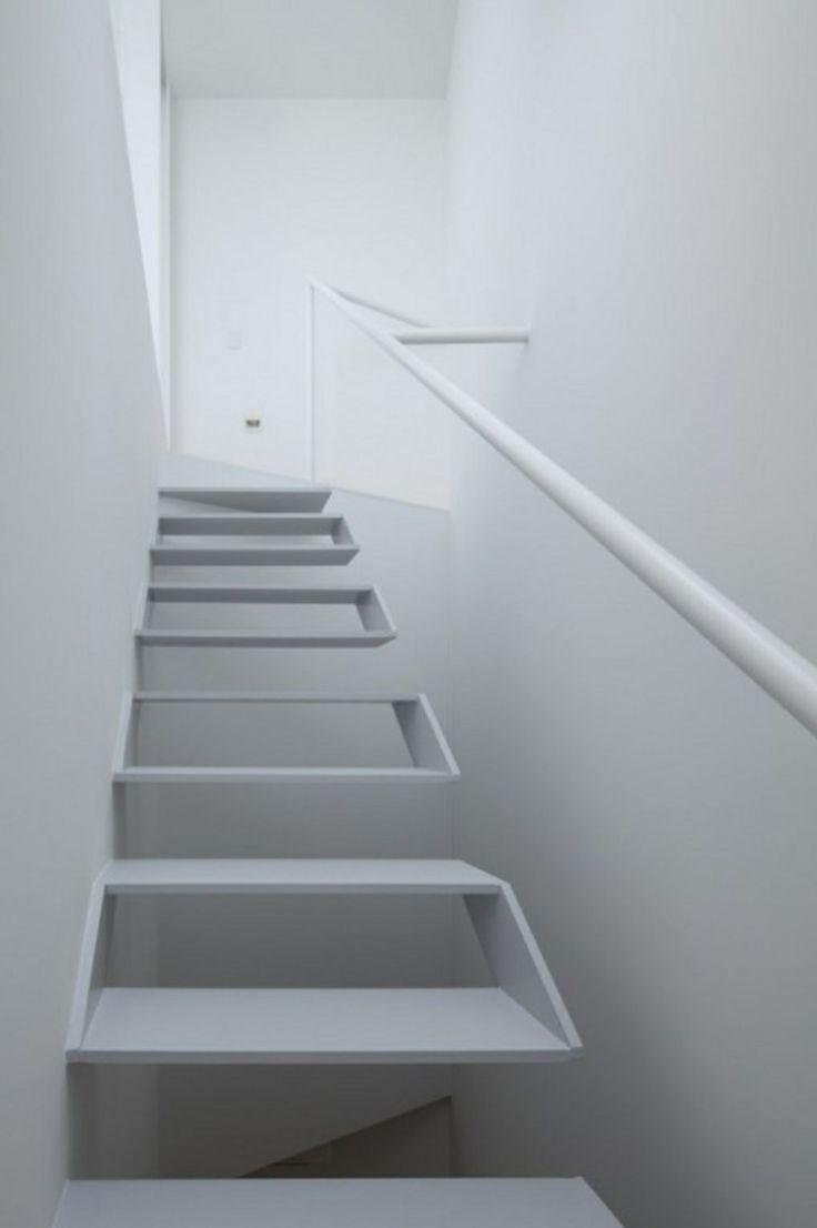 17 migliori idee su progettazione scale su pinterest - Progettazione scale interne ...