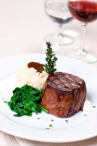 15 best images about Fancy Steak & Dessert Styling Project ...