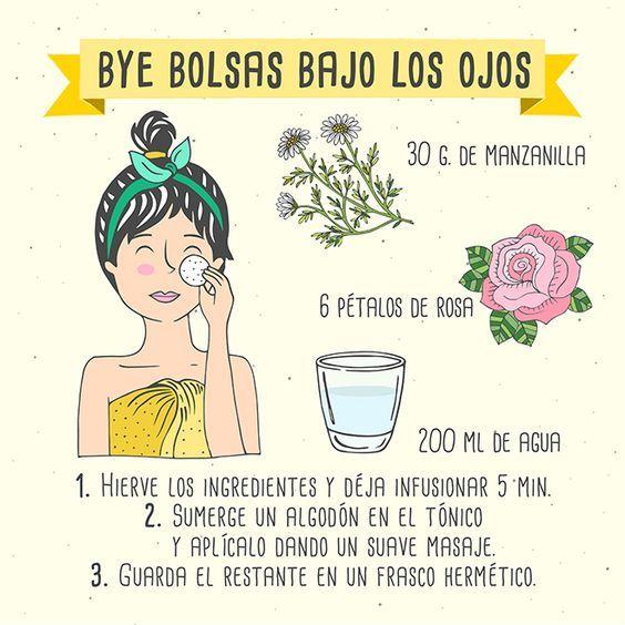Adiós a las bolsas bajo los ojos #ConTuMarca