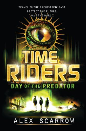 Todays Kindle Teen Daily Deal is TimeRiders: Day of the Predator ($2.99), by Alex Scarrow [Walker Childrens]. This is the second novel in the TimeRiders series, which has been nominated by Puffin as BEST ADVENTURE FANTASY in their recent BEST SEVENTY CHILDRENS BOOKS OF ALL TIME press release; if you havent started it, the first in the series is also on sale for $2.99.