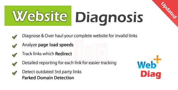 Website Diagnosis - Complete website checkup tool