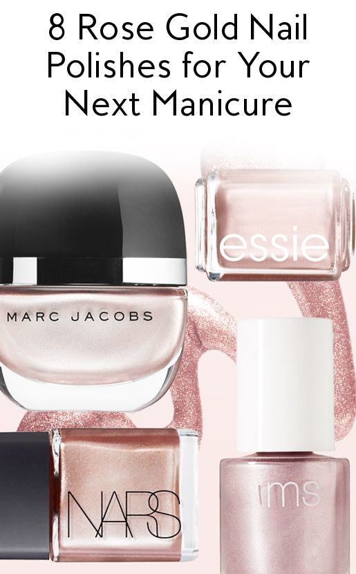 This is the prettiest nail polish color you should start wearing ASAP.