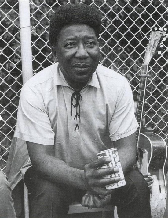 An introduction to the life and musical history of muddy waters