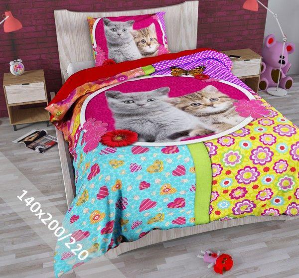 DreamHouse Dekbedovertrek - Kinder - Suus en Lelyla