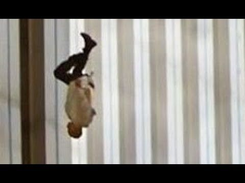 911 Jumpers (Warning: Age Restricted Video) 9/11 Plane Crashes World Trade Center   03/15/2018 @ Tulsa Public Library -BL