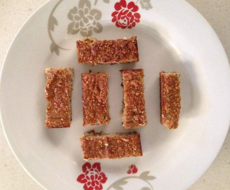 Healthy Quick Breakfast Bar