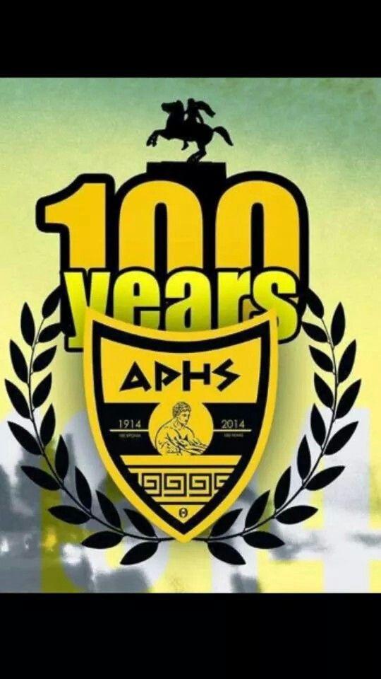 100 years ARIS