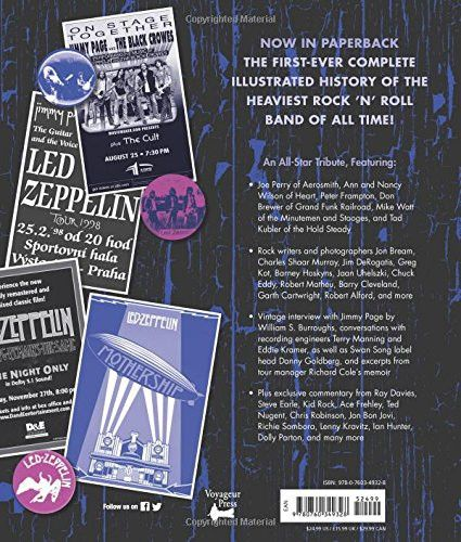 Whole Lotta Led Zeppelin, 2nd Edition: The Illustrated History of the Heaviest Band of All Time