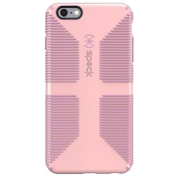 Speck iPhone 6/6s Plus CandyShell Grip Case - Quartz/Pale Rose Pink