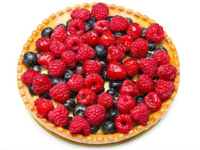 Receta: Tarta de frutos rojos. No te pierdas el rico postre de la chef Paulina Abascal