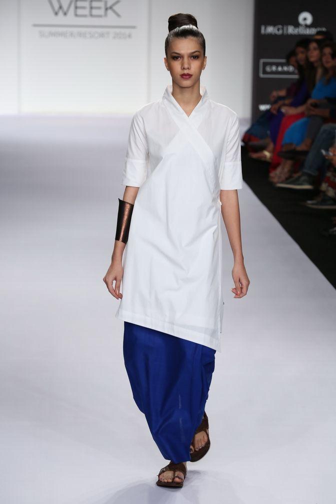 Payal Khandwala - India Lakme Fashion Week SR14