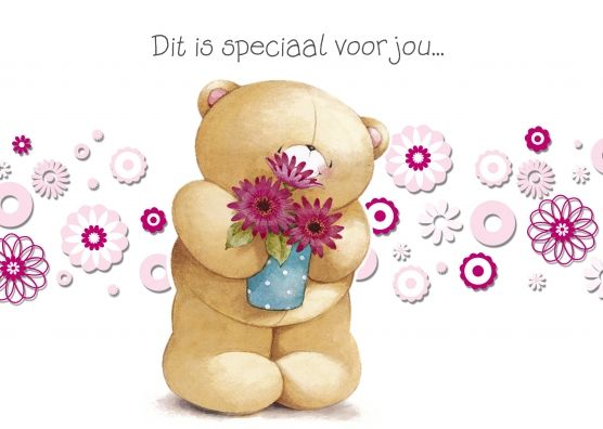 ♥ Forever Friends   Specially For You Card ♥