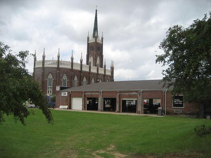 St. Mary Basilica, Natchez MS Natchez Mississippi