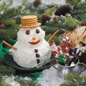 Snowman Cheese BallChristmas Food, Holiday Cooking, Christmas Cooking, Chees Ball Recipe, Fun Ideas, Cheeseball, Snowman Cheese, Christmas Ideas, Cheese Ball Recipes