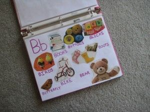 Phonic Book-Page with letter and provide magazines for children to cut pictures out or bring in from home