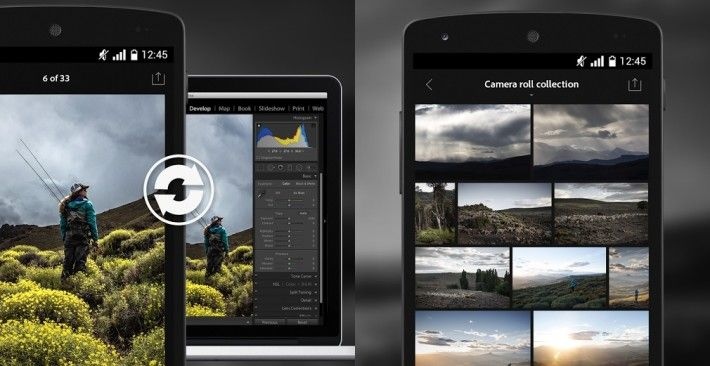 adobe lightroom mobile best photo editor apps for Android
